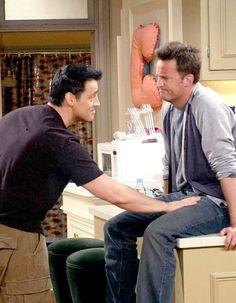 Difficile d'imaginer un autre acteur que Matthew Perry dans le rôle de Chandler Bing dans la série « Friends ». http://www.elle.fr/Loisirs/Series/Matthew-Perry-a-failli-ne-pas-etre-Chandler-dans-Friends-2896356
