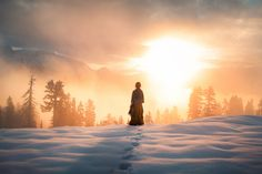 Arise | We hiked for several hours up the mountains through territory unfamiliar to me... © Lizzy Gadd
