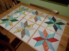4x5 Bee Blocks - Quarter 4   Flickr - Photo Sharing!