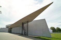 Zaha Hadid Praemium Imperiale Vitra Fire Station
