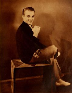 James Cagney.  Whatta stud.