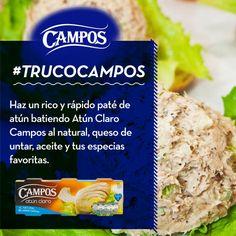 ¿Te apetece un picoteo fresco, rico, sencillo y sano? #TrucoCampos