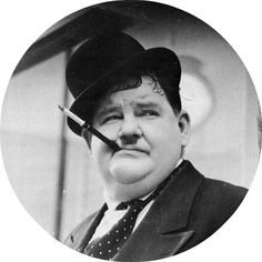 Oliver Hardy of Laurel & hardy, died on this day in 1957.