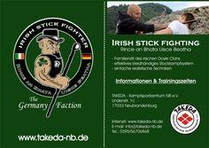 Irish Stick Fighting