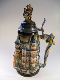 I so want this!  The castle was gorgeous in person, and it would be an awesome memento!