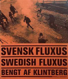 Bengt af Klintberg Swedish Fluxus