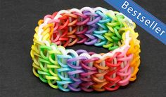 Just $12: Rubber Band Bracelet LOOM +  Hook Tools, S Clips, and Additional Charms!