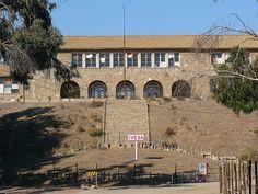 Descubre Chile - Fábrica abandonada IVESA