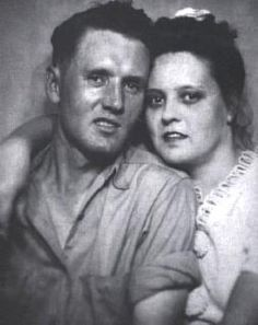 June 17, 1933:  Wedding Day of Gladys Smith and Vernon Presley. They had twin sons in 1935; one was stillborn and the other they named Elvis (yes, that Elvis).