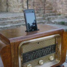 station ipod,station ipod vintage,station ipod retro,station ipod deco blaster,deco blaster
