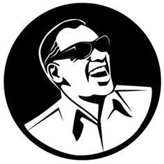ray charles stencil - Google Search