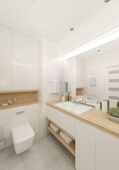 Small bathroom renovations 711357703619856333 - skandinavische Badezimmer von projekt Source by sodasan Minimalist Bathroom Design, Modern White Bathroom, Bathroom Interior Design, White Bathrooms, Luxury Bathrooms, Small Bathrooms, Modern Bathrooms, Beautiful Bathrooms, Guest Bathrooms