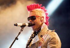 Pink Mohawk