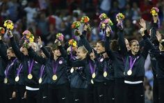 candace, parker,, and, team, usa, female, olympians,, are, the, real, dream, team,