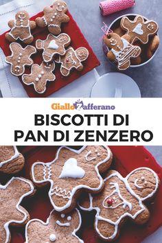 Biscotti Cookies, Fun Cookies, Gingerbread Cookies, Christmas Cookies, Biscuits, Food To Make, Buffet, Food And Drink, Sweets