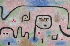 Paul Klee, L'ironie à l'œuvre, EXPOSITION, 6 avril - 1er août 2016