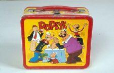 """""""Popeye"""" Lunch Box"""