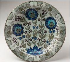 Şam işi tabak-Sammlung: Museum für Islamische Kunst