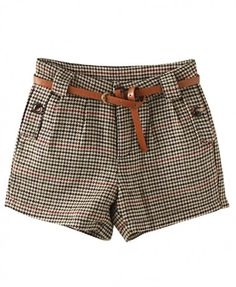 Collection featuring Dolce&Gabbana Shorts, Sea, New York Shorts, and 198 other items Shorts Casual, Cute Shorts, Casual Wear, Casual Outfits, Short Shorts, Shorts With Pockets, Pocket Shorts, Roll Neck Sweater, Girl Bottoms