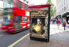 SHADOW AND SALVATION by Vanessa Knipe featured at Look 4 Books www.look4books.co.uk