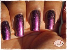 Sociedade do Esmalte: 844 - Comet Tail - Dance Legend e DRK XL Designer 1