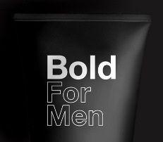 BoldForMen Dry Shave Gel - luxurious waterless shave gel
