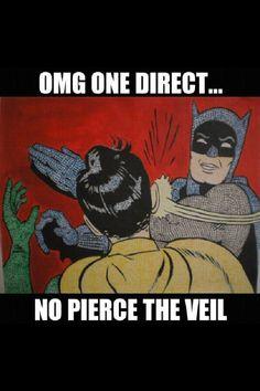 Pierce The Veil ftw and its Batman too sooooooo...