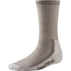 SmartWool is used to getting praise for their naturally good socks. This new medium weight sock follows the lead of their award-winning hiking socks. SmartWool uses New Zealand grown Merino wool for its ability to keep your feet warm, cozy, and blister-free through mile after mile on long trails. The resilient fibers are spring loaded to keep the bounce in your step even after hours of walking. Itching and odors are eliminated by special treatments making these the socks to wear every time…