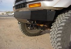 Expeditions West: 1993 FJ80 Land Cruiser, OME, 315/75, Custom Bumpers, Snorkel, Slee