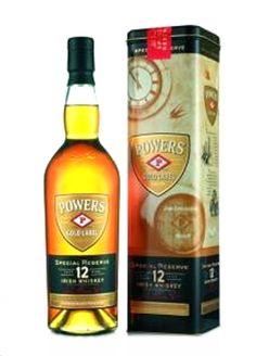 Irish Whiskey - John Power´s Special Reserve 12 Jahre