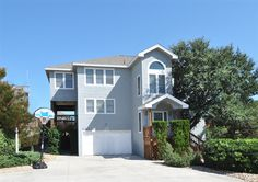 Twiddy Outer Banks Vacation Home - In Duckord - Duck - Oceanside - 5 Bedrooms