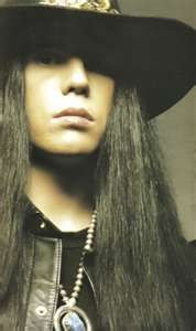 Ian Astbury...turned down tickets to see the cult in the 80's...dumb!