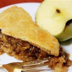 Caramel Apple Pie - I absolutely love this recipe for apple pie!  Though I do follow the recommendations from 'Clancymom'.