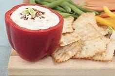 New Ranch Dip Recipe - Kraft Recipes