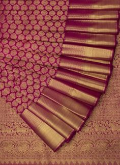 #gorgeous silk for south indian brideHandloom Silk Saree