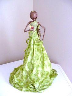 Green paverpol princess
