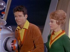 Lost in Space,Blast Off Into Space Episode aired 14 September 1966 Season 2 | Episode 1