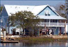 Cumberland Island National Seashore Visitors Center