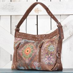 Hippie Chic Cowgirl Handbag