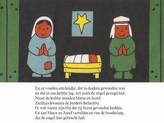 NA:Kerstfeest, digitaal prentenboek van Dick Bruna => helaas met veel ruis op de achtergrond