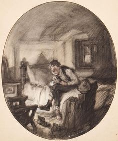 Illustration by Henry Patrick Raleigh