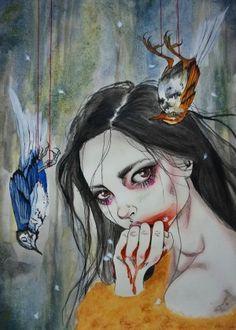 Visita el portafolio de Harumi Hironaka en Arte Manifiesto