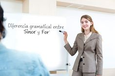 Diferencia gramatical entre 'Since' y 'For' Learning English