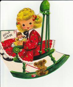 Cute Christmas card.