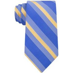 Wide Stripes, Bold Stripes, Michael Kors Men, Blue Beads, Christmas Sale, Silk Ties, Well Dressed, Blue Yellow, Illusions