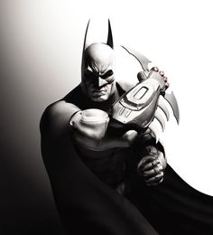 Batman - Pictures Characters Art - Batman: Arkham City