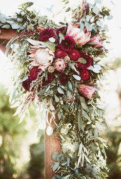 Fall Wedding | The Blooming Gypsy