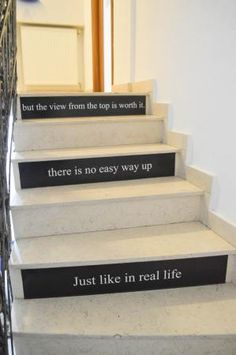Frases engraçadas nas escadas - Picture of Pura Vida Sky Bar ... Sky Bar, Bucharest, Hostel, Trip Advisor, Real Life, Stairs, Funny Phrases, Pura Vida