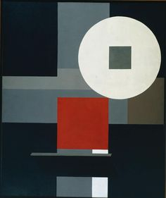 Friedrich Vordemberge-Gildewart 'Composition No. 15', 1925 © The estate of Friederich Vordemberge-Gildewart