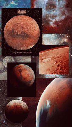 ✨Mars Planet Wallpaper Aesthetic✨